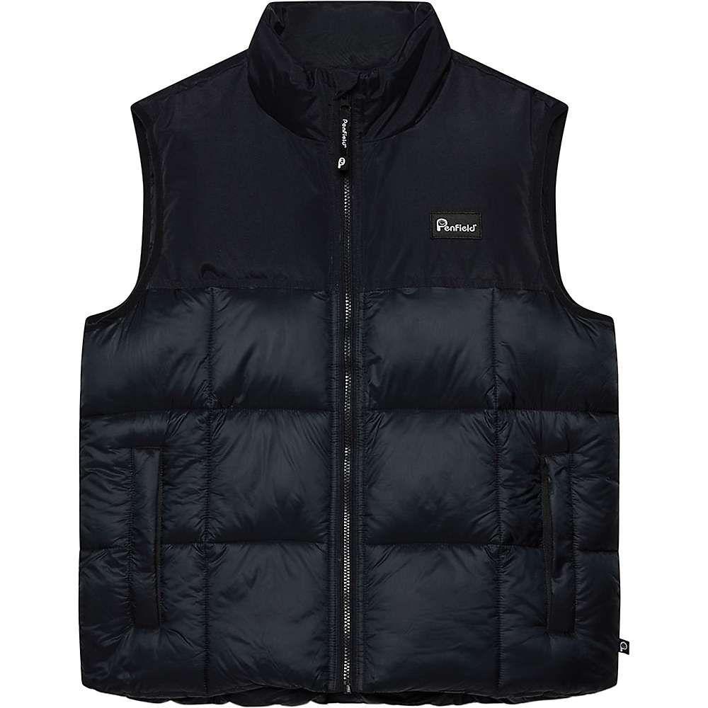 ペンフィールド Penfield メンズ ベスト・ジレ トップス【Sturbridge Vest】Black