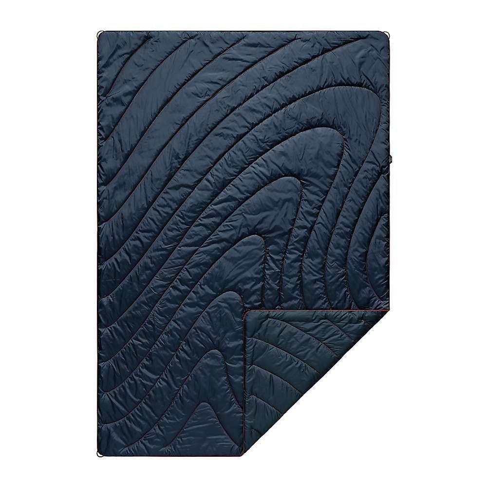 ルンプル Rumpl メンズ 雑貨 ブランケット【Solid Puffy Blanket】Deepwater