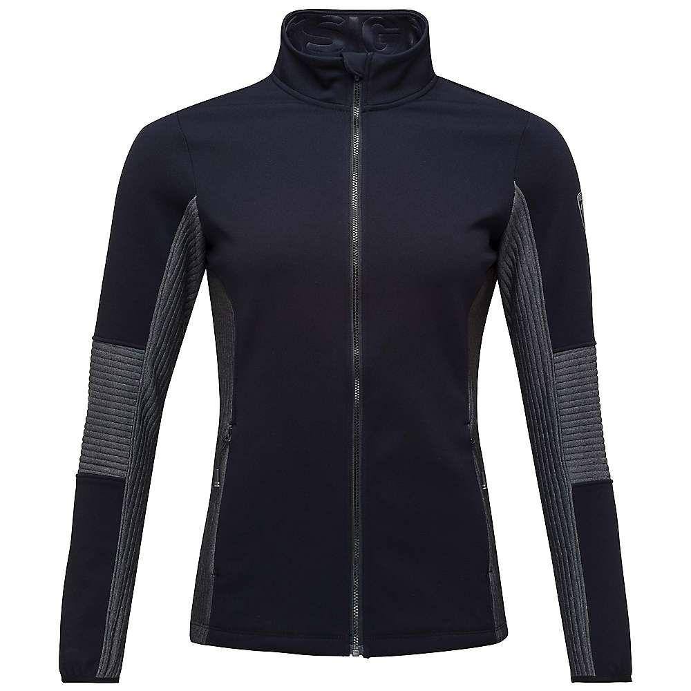 ロシニョール Rossignol レディース ジャケット アウター【Course Clim Jacket】Black