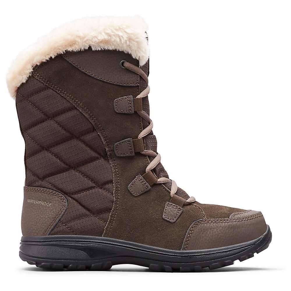 Ice コロンビア ブーツ II シューズ・靴【Columbia Footwear レディース Maiden Columbia Boot】Cordovan/Siberia