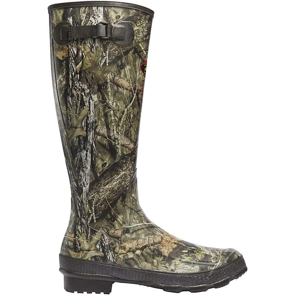ラクロッセ Lacrosse メンズ ハイキング・登山 ブーツ シューズ・靴【Grange 18IN Boot】Mossy Oak Break-Up Country