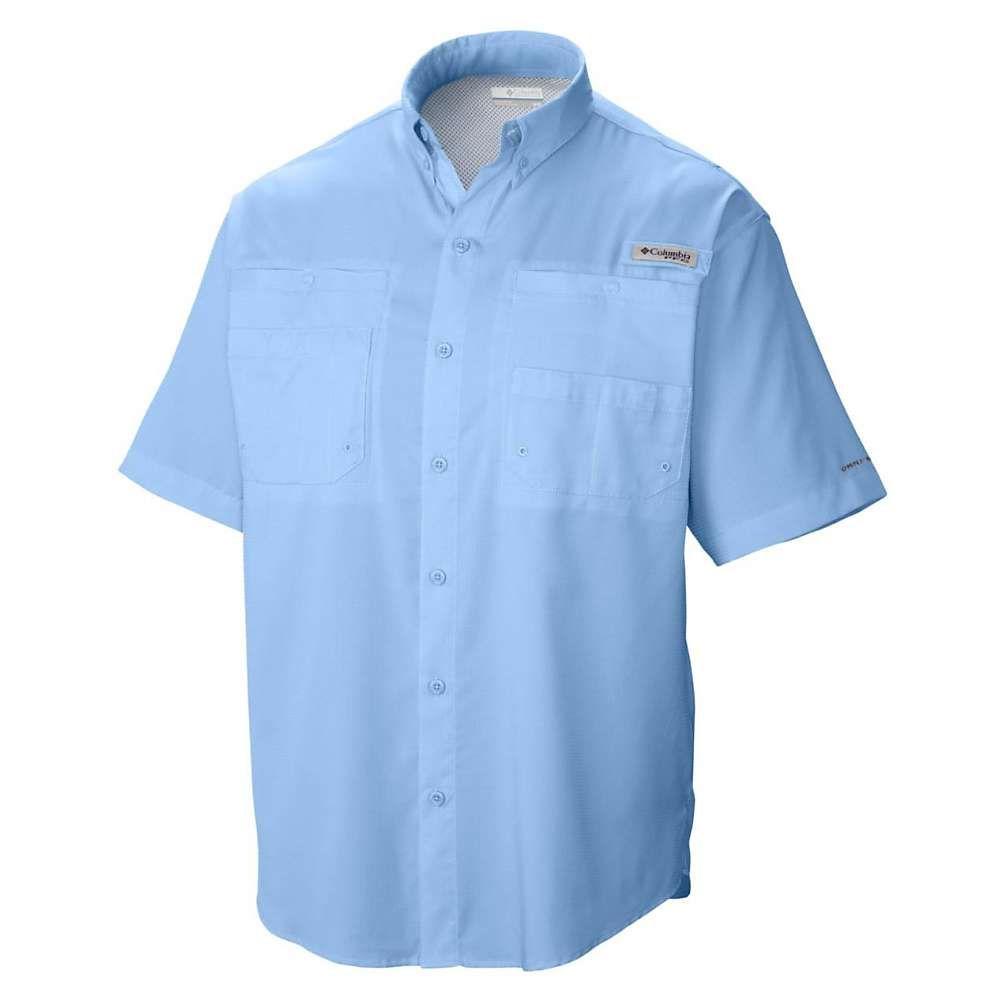 コロンビア Columbia メンズ 半袖シャツ トップス【Tamiami II SS Shirt】Sail