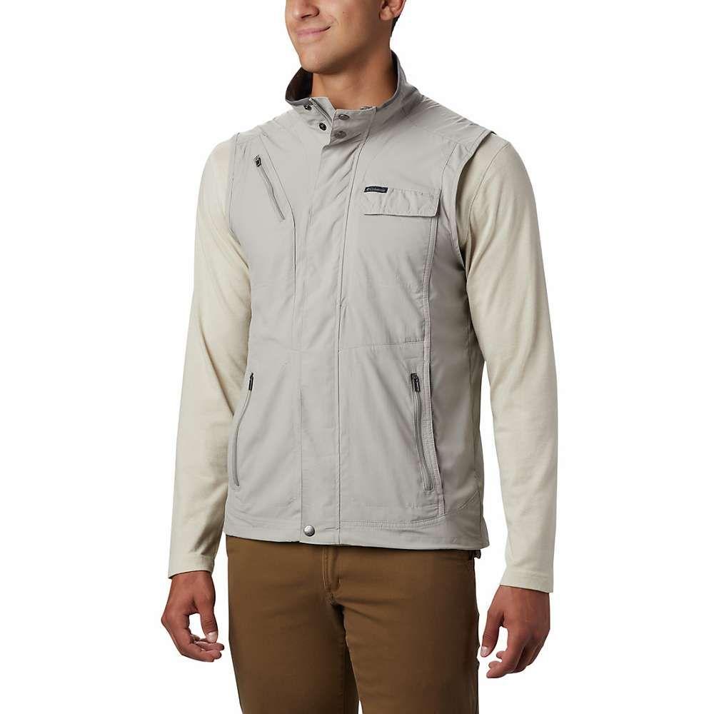 コロンビア Columbia メンズ ベスト・ジレ トップス【Silver Ridge II Vest】Flint Grey