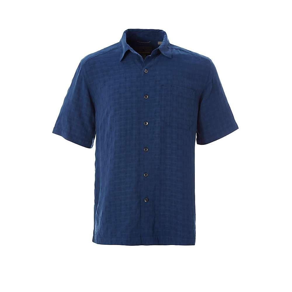 ロイヤルロビンズ Royal Robbins メンズ 半袖シャツ トップス【San Juan Day SS Shirt】Twilight Blue