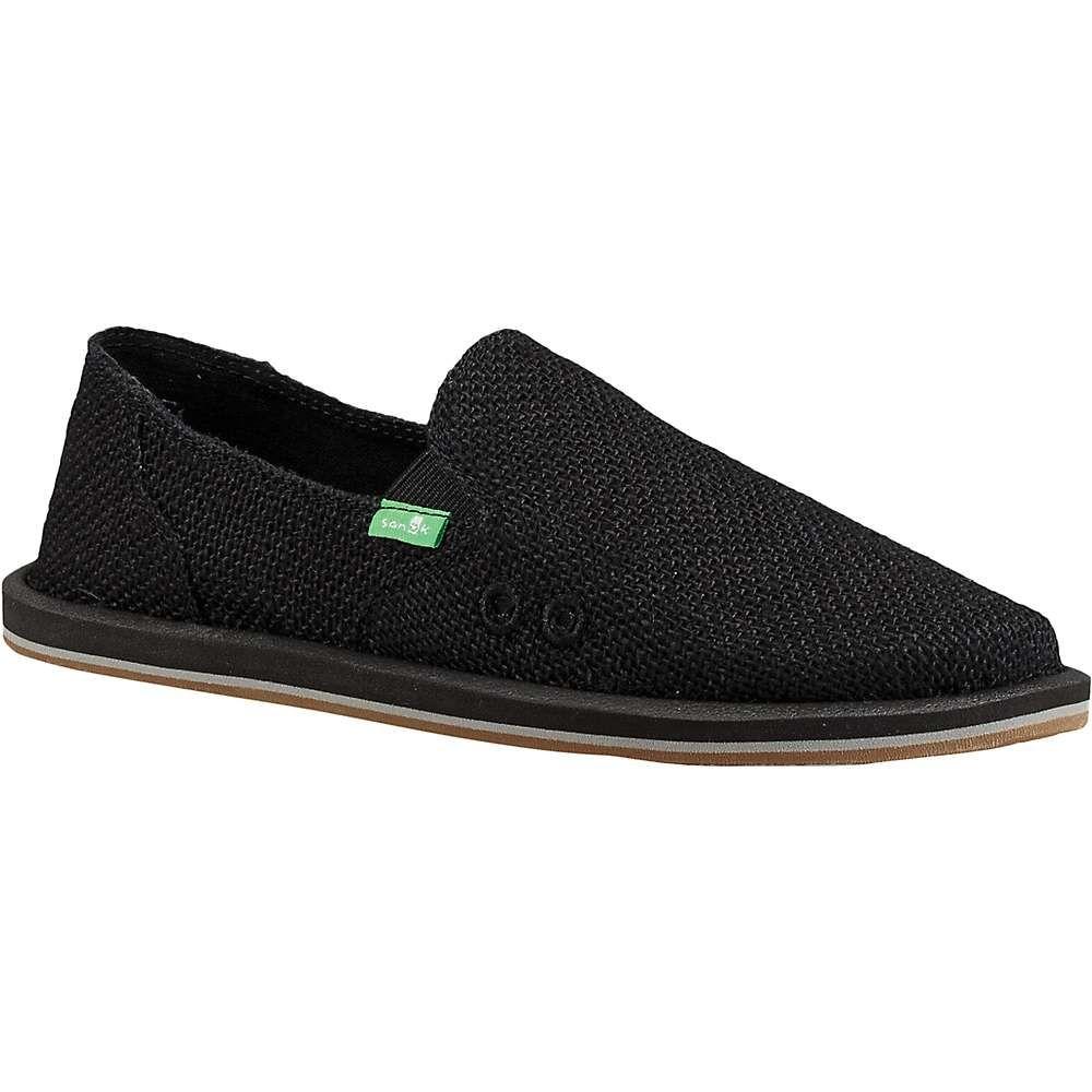 サヌーク Sanuk レディース シューズ・靴 【Donna Cruz Shoe】Black