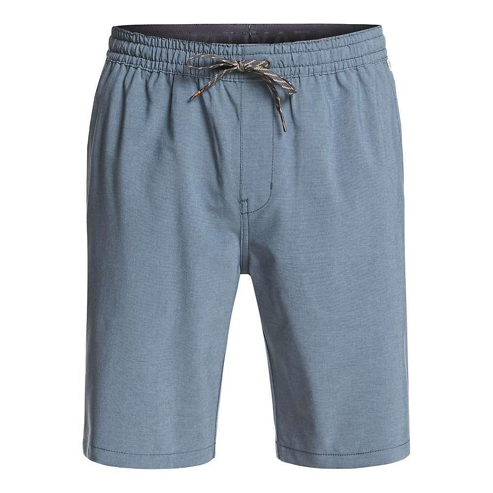 クイックシルバー Quiksilver メンズ 海パン ショートパンツ 水着・ビーチウェア【Suva Amphibian 20 Shorts】Orion Blue
