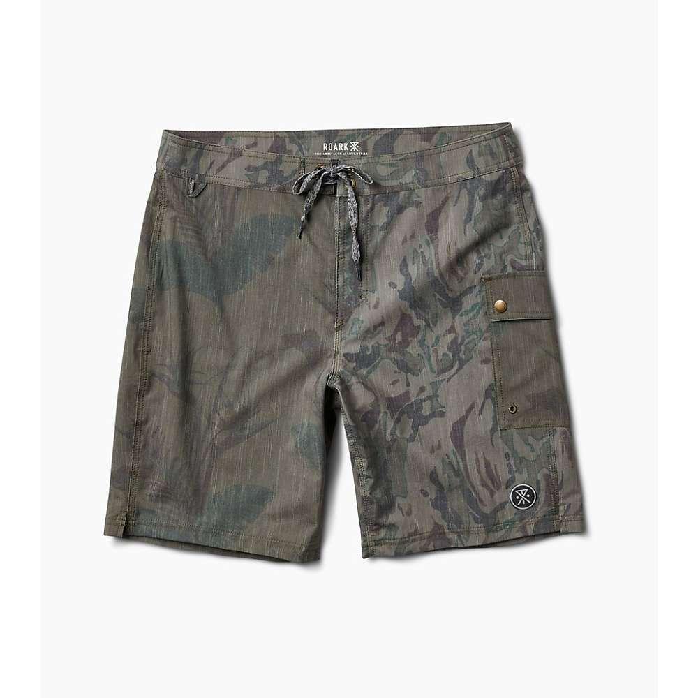 ローアク Roark メンズ 海パン 水着・ビーチウェア【Surplus Boardshorts】Military