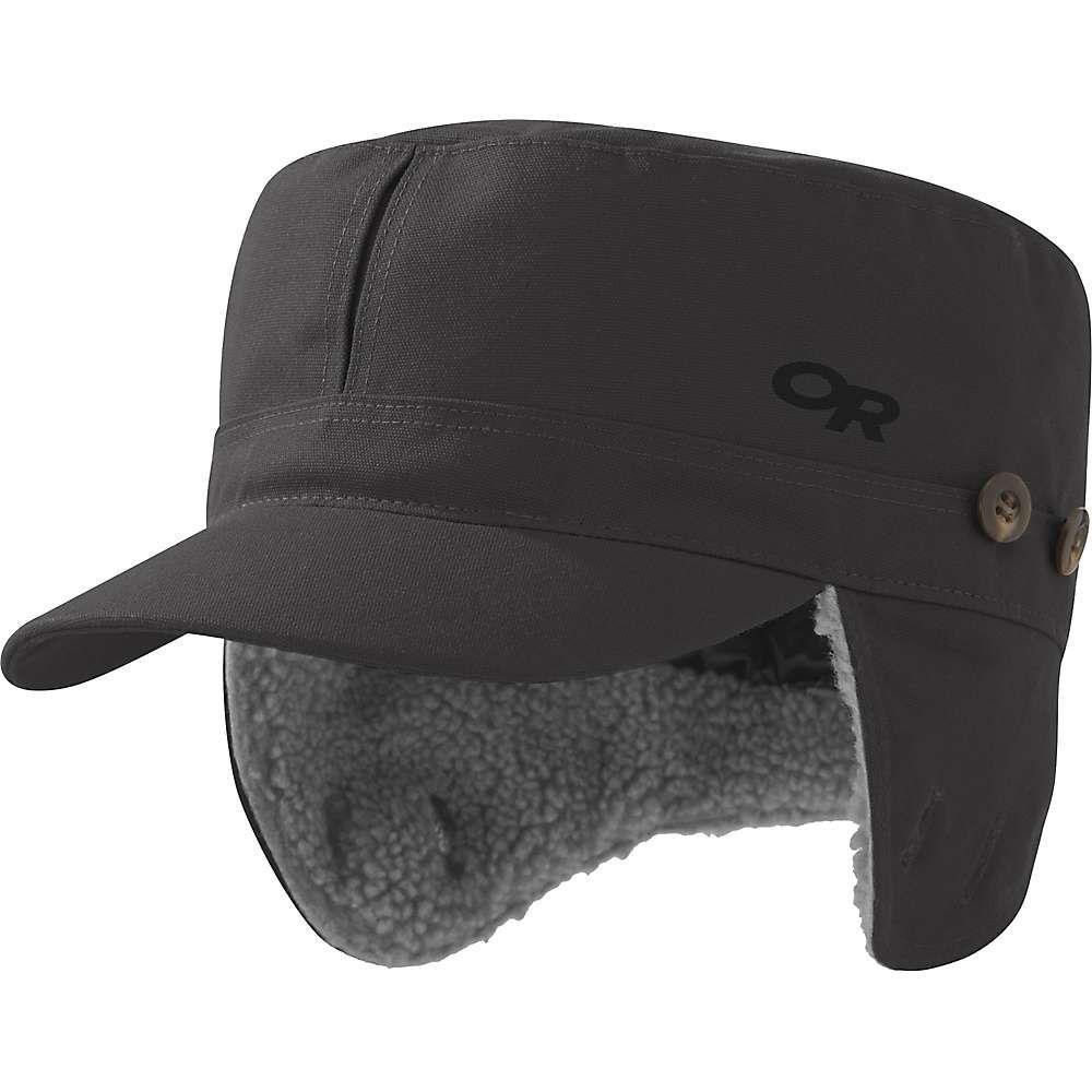 アウトドアリサーチ Outdoor Research レディース 帽子 【Wilson Yukon Cap】Storm