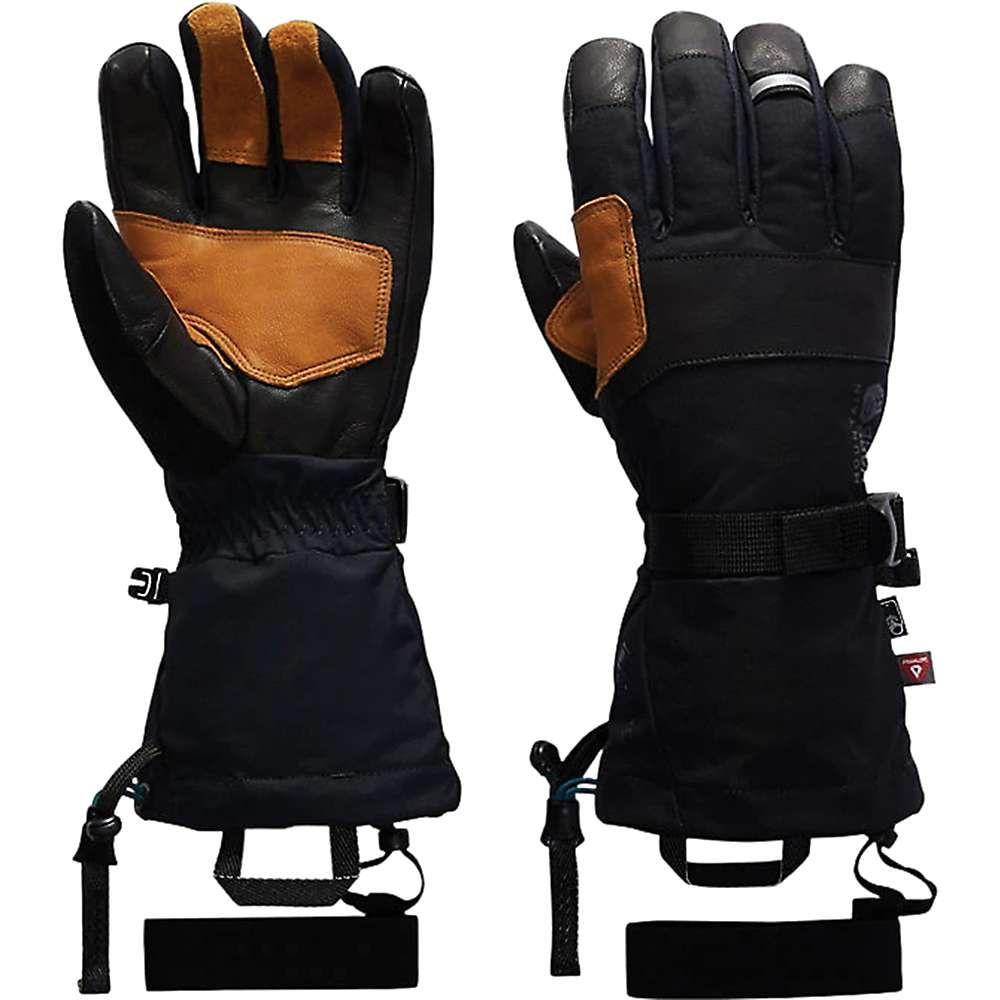 マウンテンハードウェア Mountain Hardwear レディース 手袋・グローブ 【High Exposure GTX Glove】Black