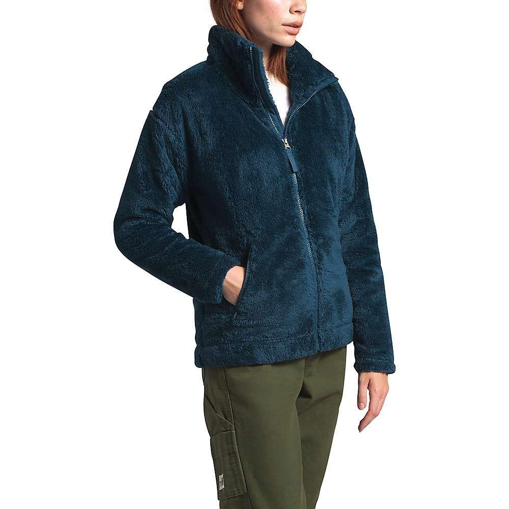 ザ ノースフェイス The North Face レディース フリース トップス【Furry Fleece 2.0 Jacket】Blue Wing Teal