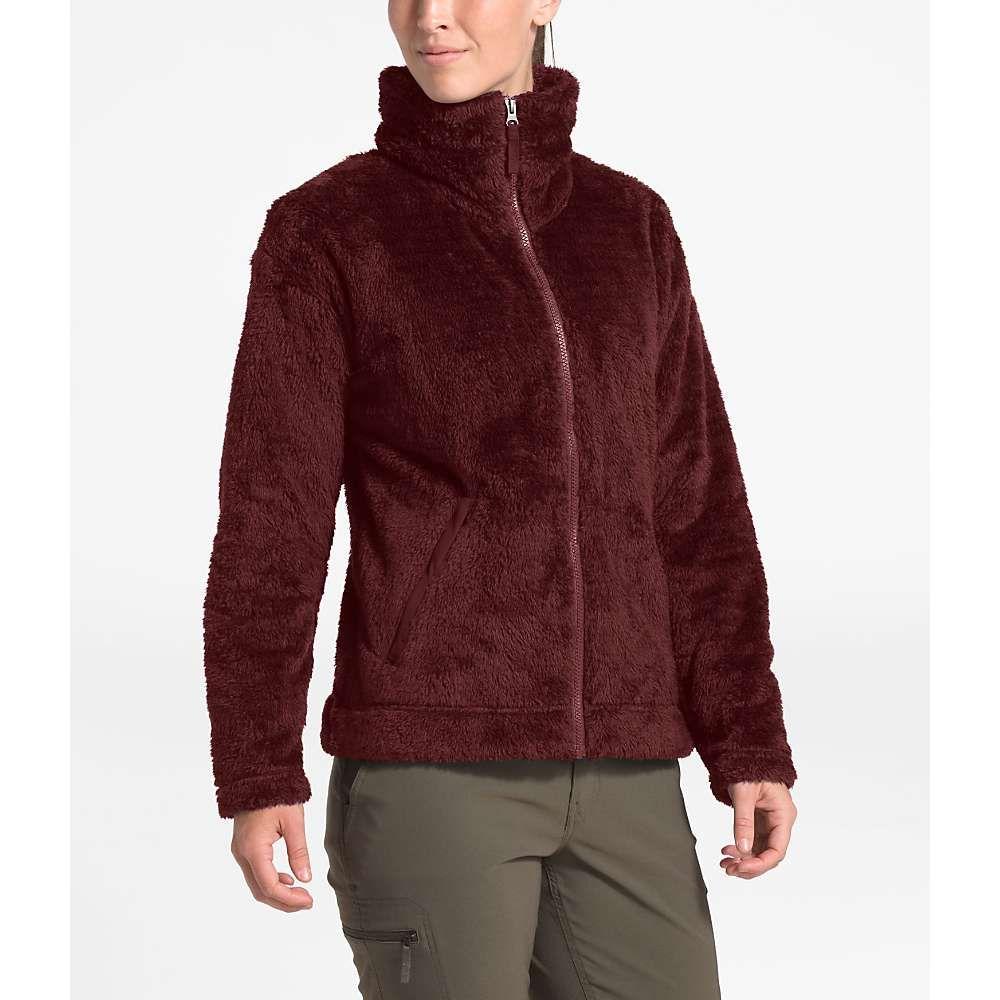 ザ ノースフェイス The North Face レディース フリース トップス【Furry Fleece 2.0 Jacket】Deep Garnet Red