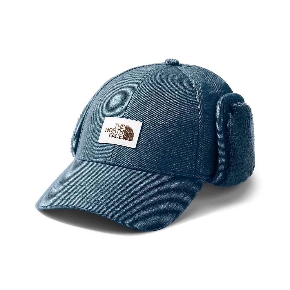 ザ ノースフェイス The North Face レディース 帽子 【Campshire Earflap Hat】Blue Wing Teal