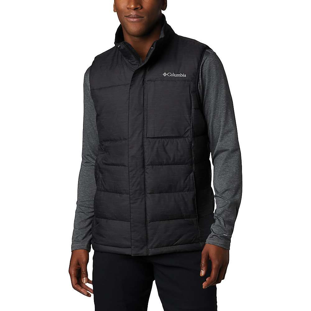 コロンビア Columbia メンズ ベスト・ジレ トップス【Ridgeview Peak Vest】Black