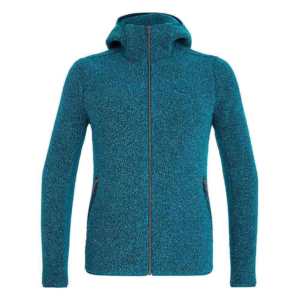 サレワ Salewa メンズ ジャケット シアリング アウター【Fanes Shearling WO Jacket】Malta Melange