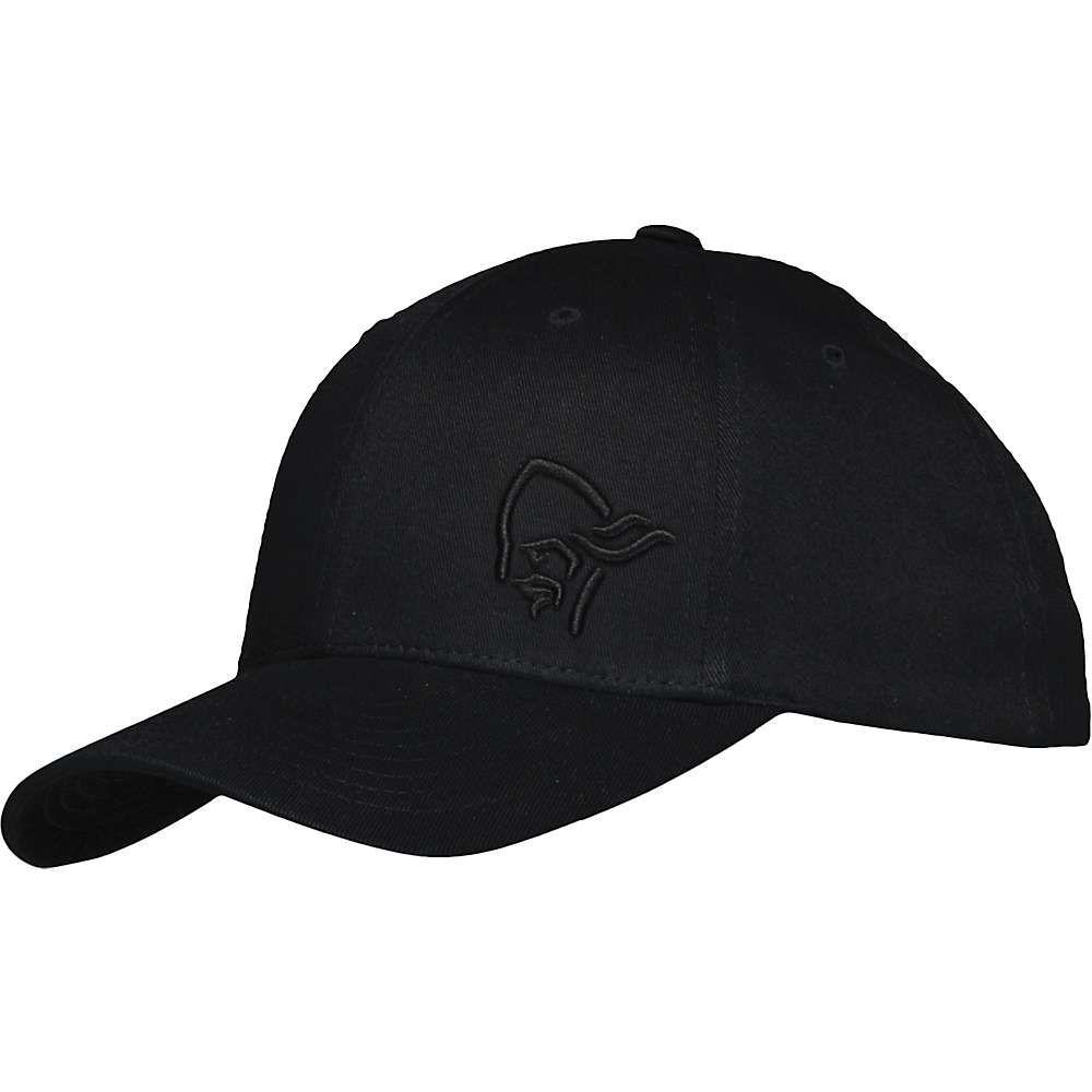 ノローナ Norrona レディース 帽子 【/29 Flexfit Cap】Black