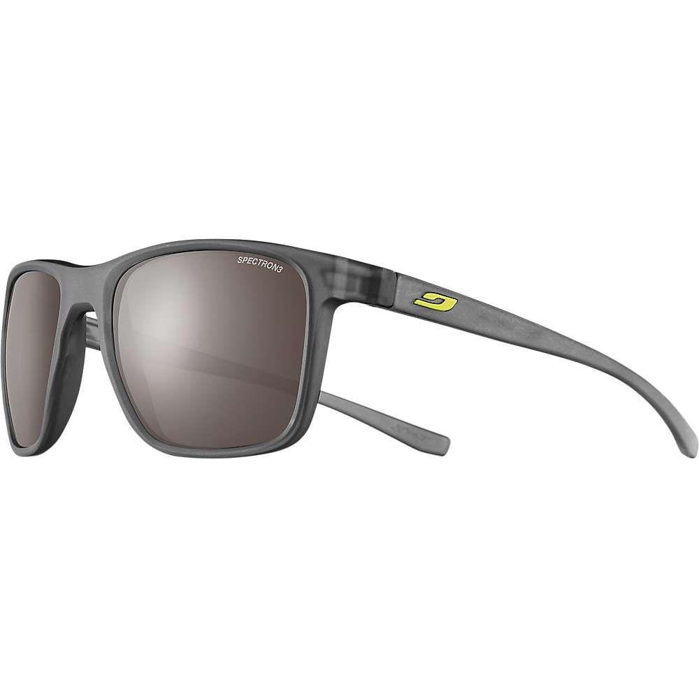 ジュルボ Julbo ユニセックス メガネ・サングラス 【Trip Sunglasses】Translucent Matte Black/Grey/Spectron