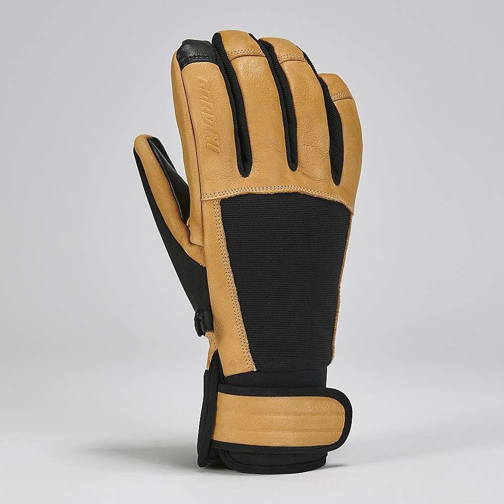 ゴルディーニ Gordini メンズ スキー・スノーボード グローブ【Spring Glove】Blk Tan