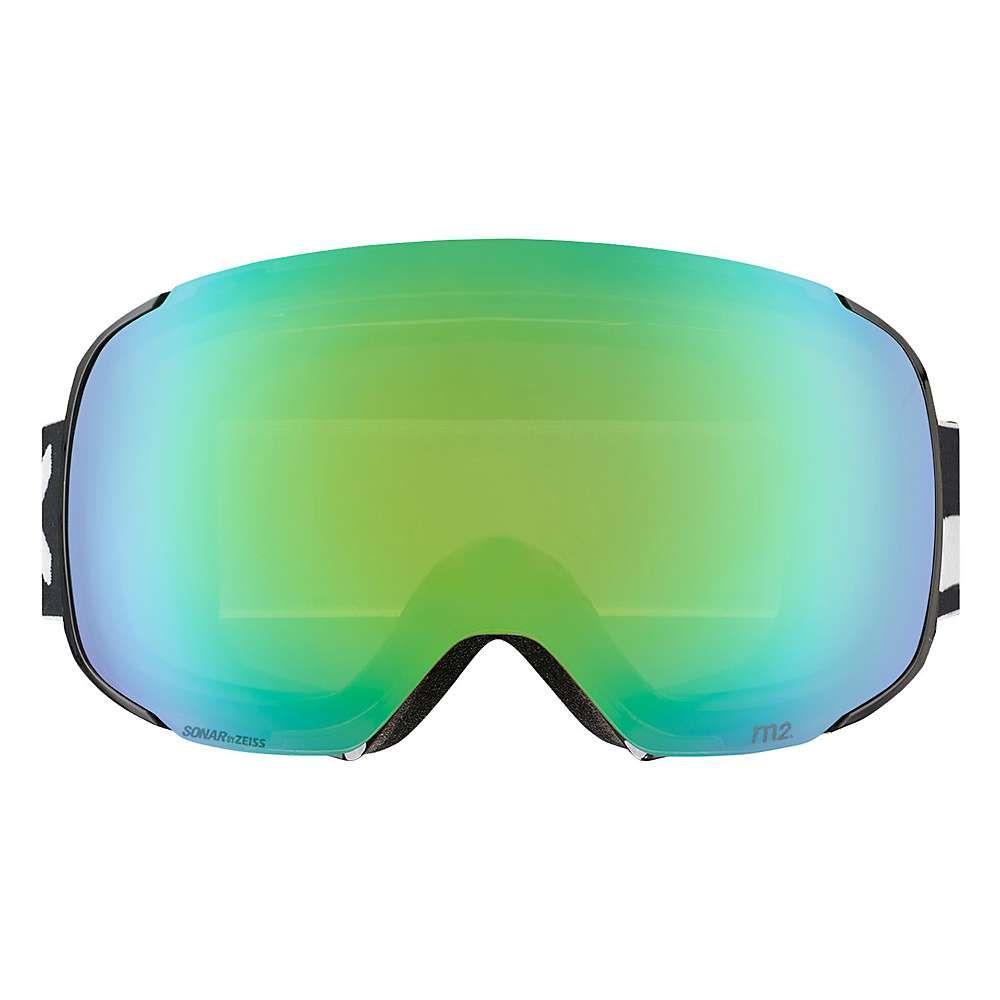 アノン Anon ユニセックス スキー・スノーボード ゴーグル【M2 Goggle】Black/Sonar Green/Sonar Infrared