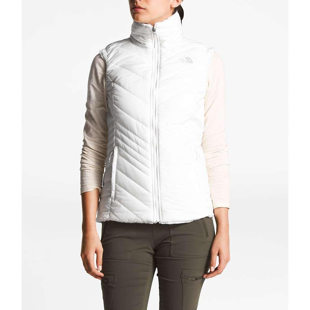 ザ ノースフェイス The North Face レディース ベスト・ジレ トップス【Mossbud Insulated Reversible Vest】TNF White