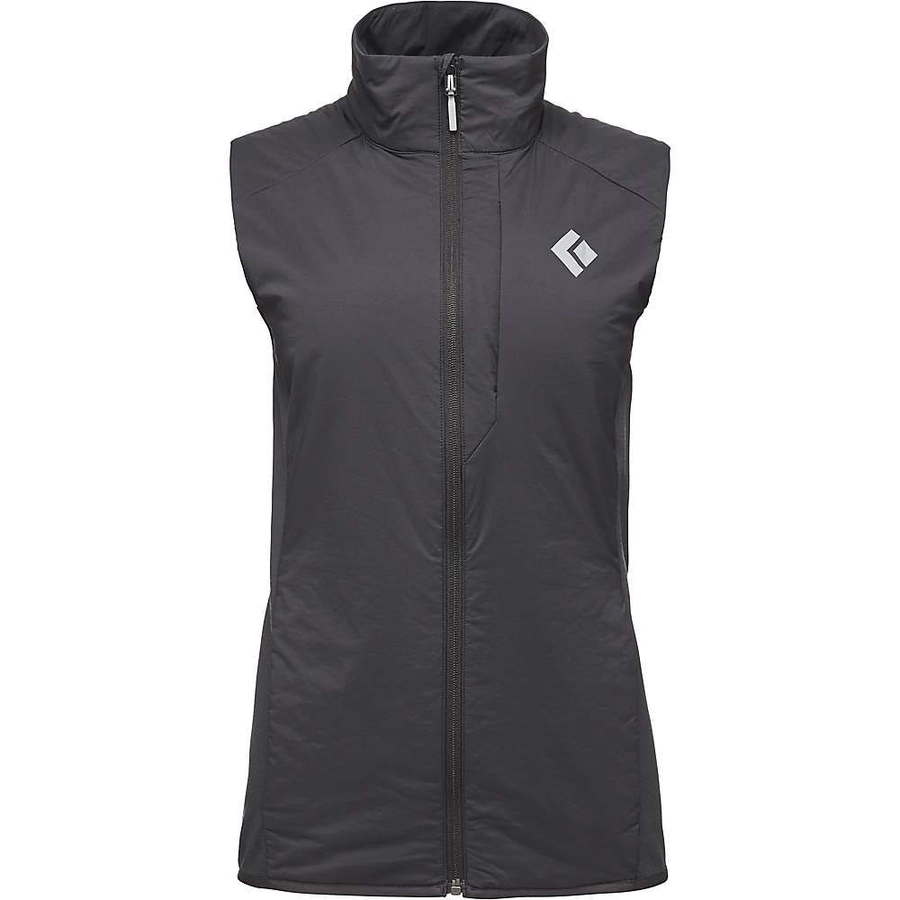 ブラックダイヤモンド Black Diamond レディース ベスト・ジレ トップス【First Light Hybrid Vest】Smoke