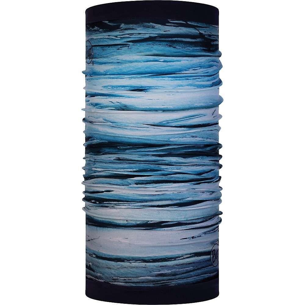バフ Buff USA ユニセックス ヘアアクセサリー ネックカバー【Buff Polar Reversible MFL Headwear】Tide/Night Blue Fleece