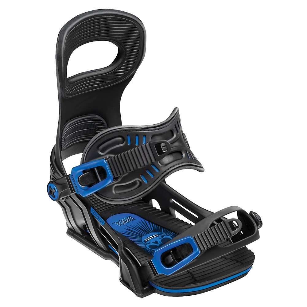 ベントメタル Bent Metal ユニセックス スキー・スノーボード ビンディング【Transfer Snowboard Binding】Winter/Black