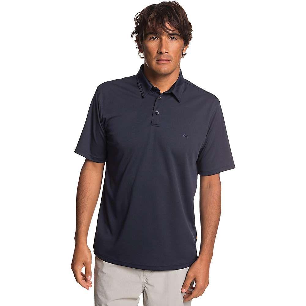 クイックシルバー Quiksilver メンズ ポロシャツ トップス【Water Polo 2 Shirt】Parisian Night