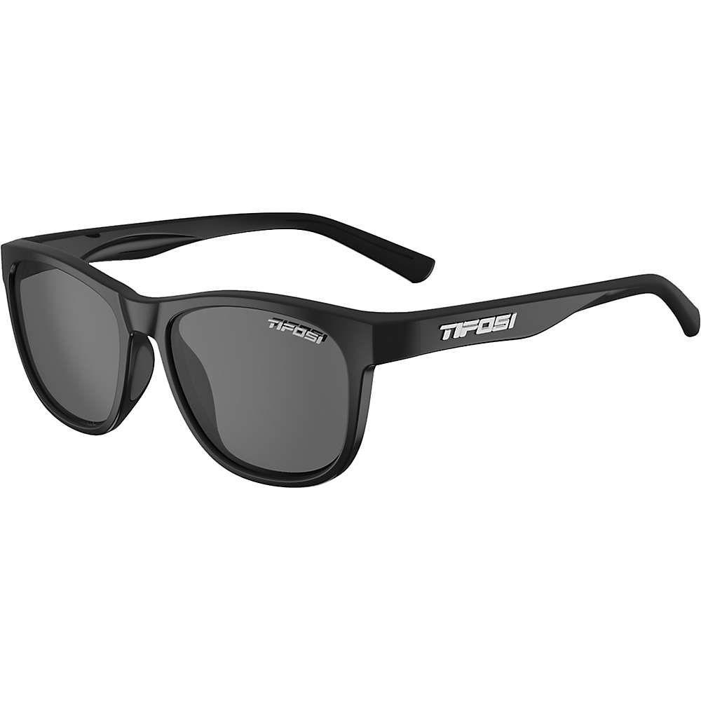 ティフォージ Tifosi Optics メンズ メガネ・サングラス 【Tifosi Swank Polarized Sunglasses】Satin Black