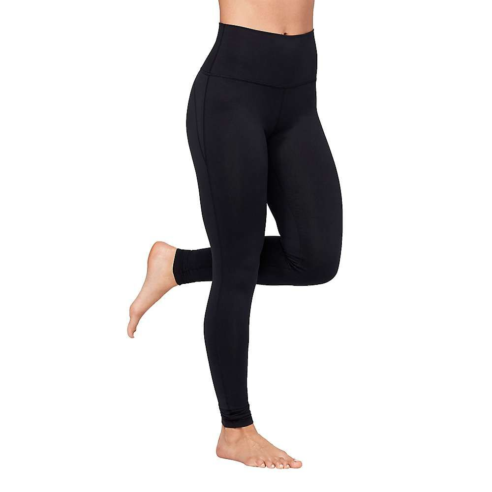 マンドゥカ Manduka レディース ヨガ・ピラティス ボトムス・パンツ【Essential High Line Pant】BLACK