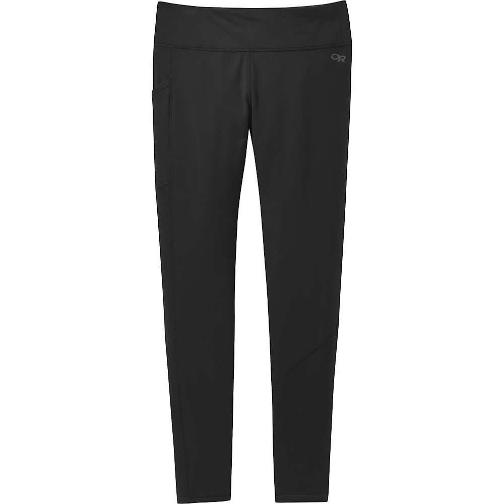 アウトドアリサーチ Outdoor Research レディース ヨガ・ピラティス スパッツ・レギンス ボトムス・パンツ【Melody 7/8 Legging】Black