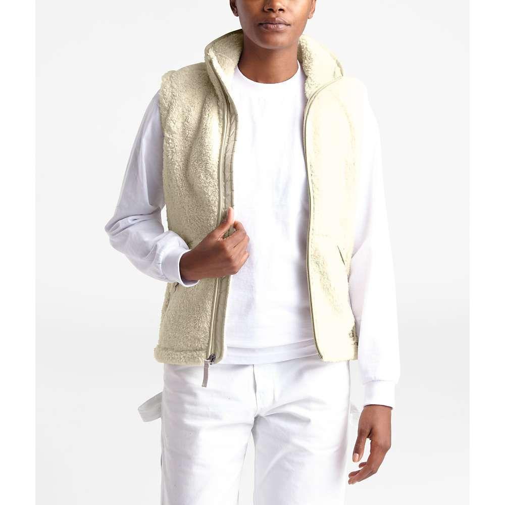 ザ ノースフェイス The North Face レディース ベスト・ジレ トップス【Campshire 2.0 Vest】Vintage White/Dove Grey