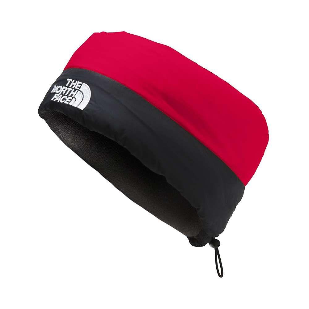 ザ ノースフェイス The North Face ユニセックス ヘアアクセサリー ヘッドバンド【Nuptse Headband】TNF Red