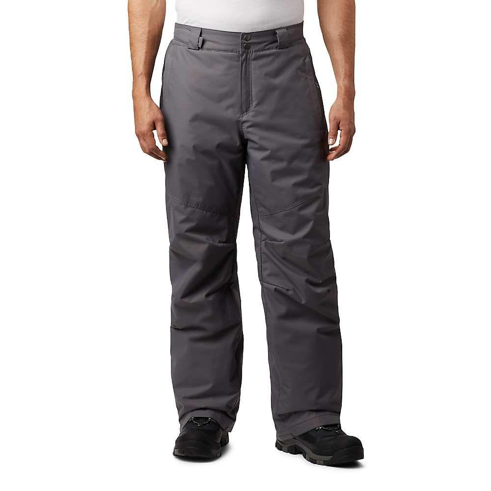 コロンビア Columbia メンズ スキー・スノーボード ボトムス・パンツ【Bugaboo II Pant】City Grey