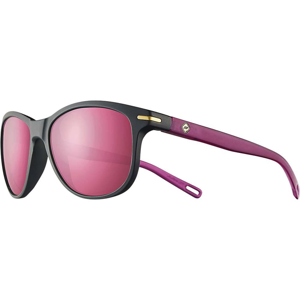 ジュルボ Julbo ユニセックス メガネ・サングラス 【Adelaide Polarized Sunglasses】Matte Black/Translucent Violet/Polarized