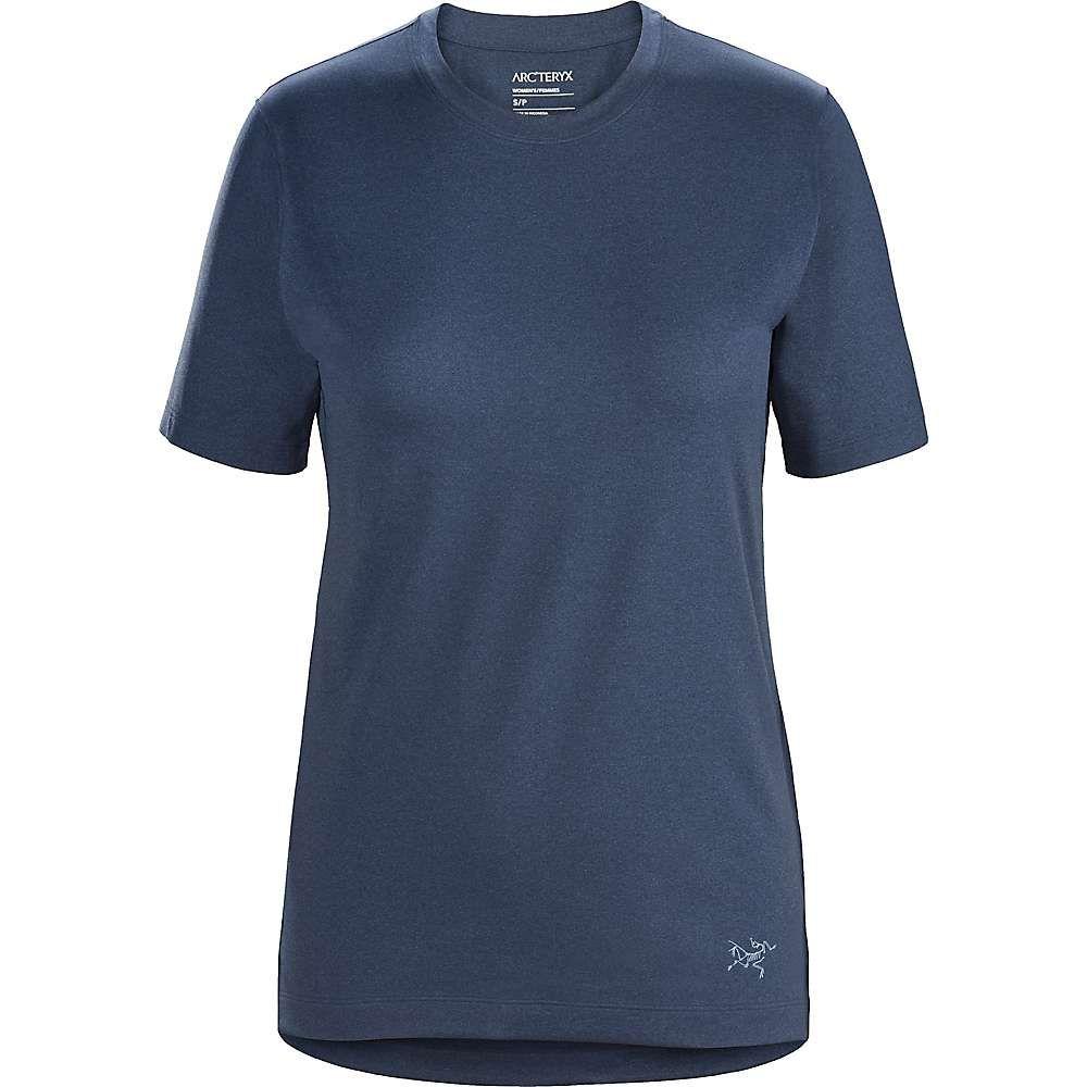アークテリクス Arcteryx レディース Tシャツ トップス【Remige SS T-shirt】Cobalt Moon
