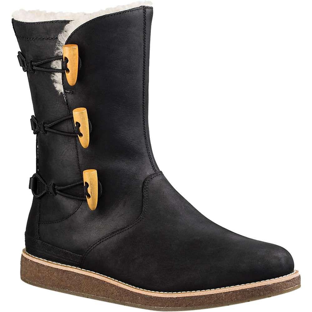 アグ Ugg レディース ブーツ シューズ・靴【Kaya Boot】Black