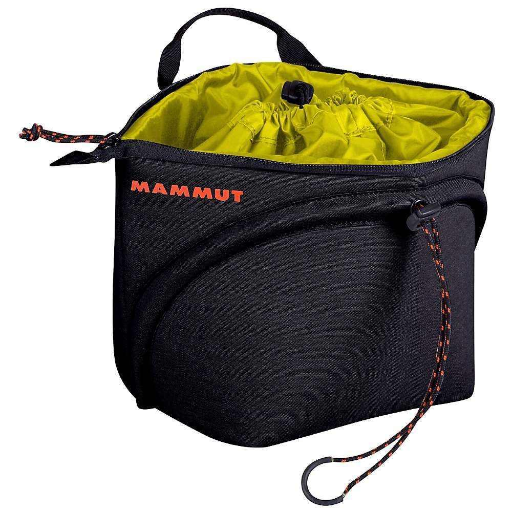 マムート Mammut ユニセックス クライミング チョークバッグ【Magic Boulder Chalk Bag】Black