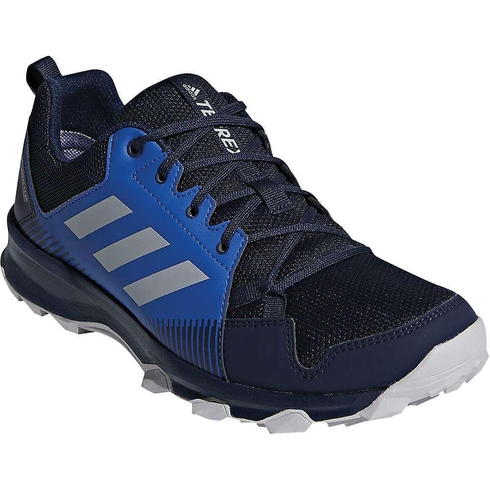 アディダス Adidas メンズ ランニング・ウォーキング シューズ・靴【Terrex Tracerocker GTX Shoe】Collegiate Navy/Grey Two/Blue Beauty