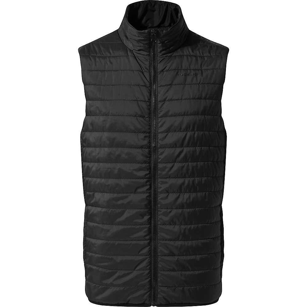 クラッグホッパーズ Craghoppers メンズ ベスト・ジレ トップス【Compresslite III Vest】Black
