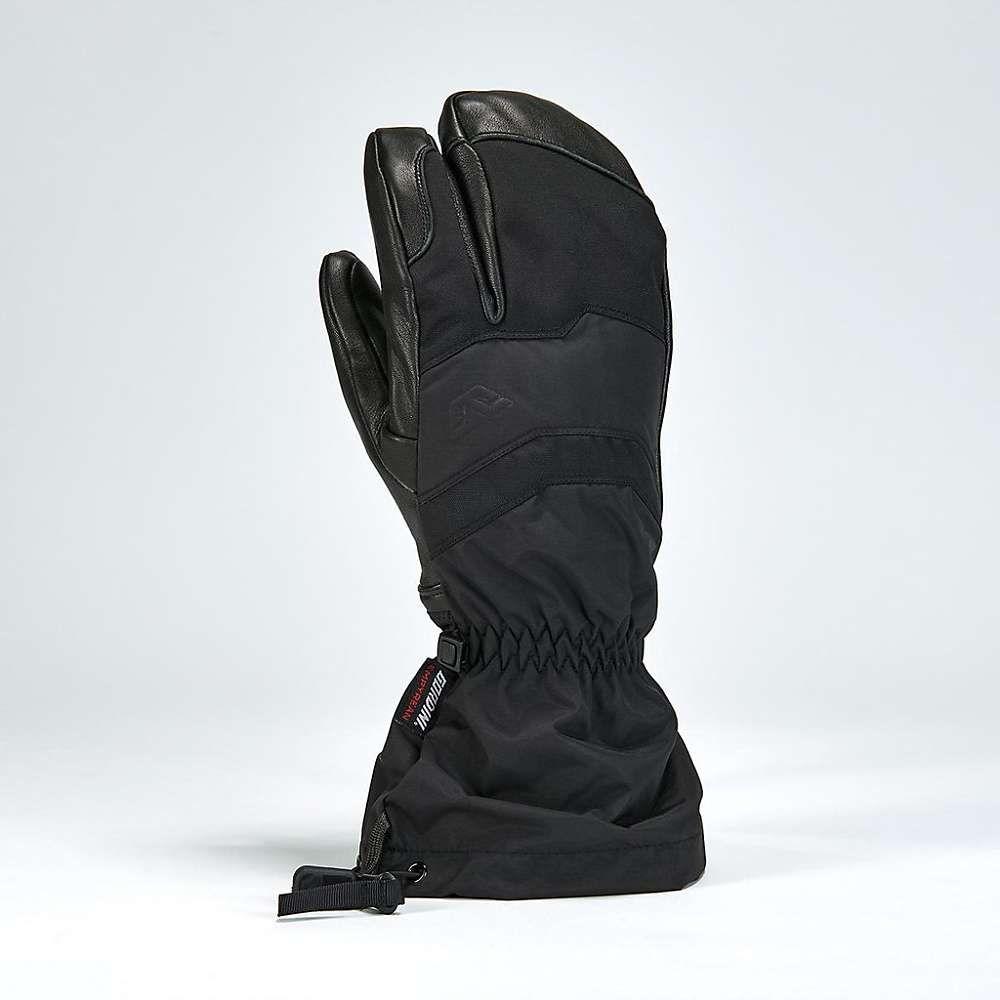 ゴルディーニ Gordini メンズ スキー・スノーボード グローブ【Elias Gauntlet 3-Finger Glove】Black