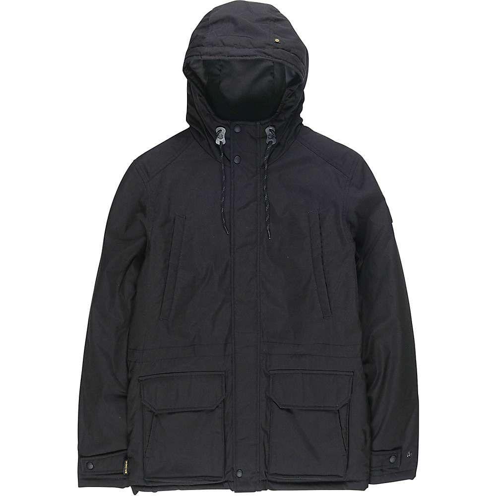 エレメント Element メンズ ジャケット アウター【Valdez Jacket】flint black