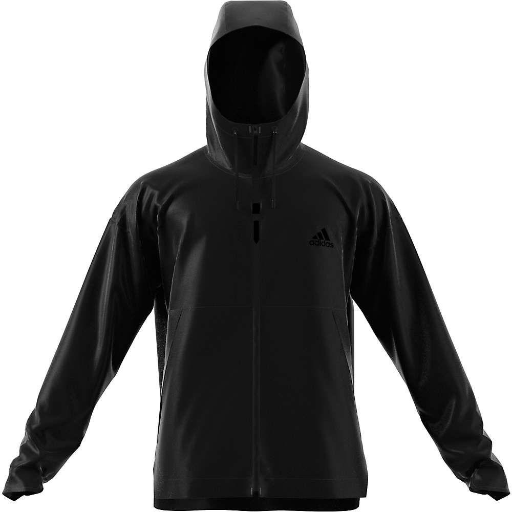 アディダス Adidas メンズ ジャケット アウター【Urban Climastorm Jacket】Black