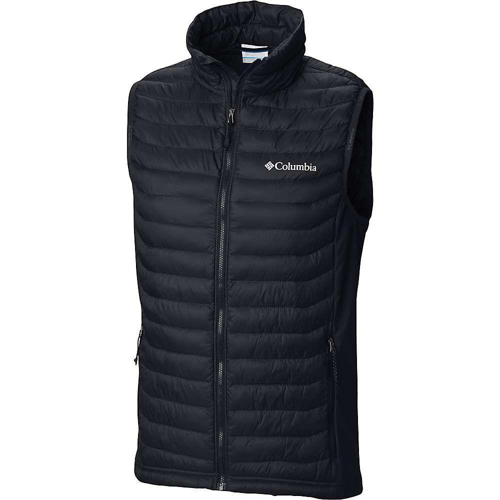 コロンビア Columbia メンズ ベスト・ジレ トップス【Powder Pass Vest】Black