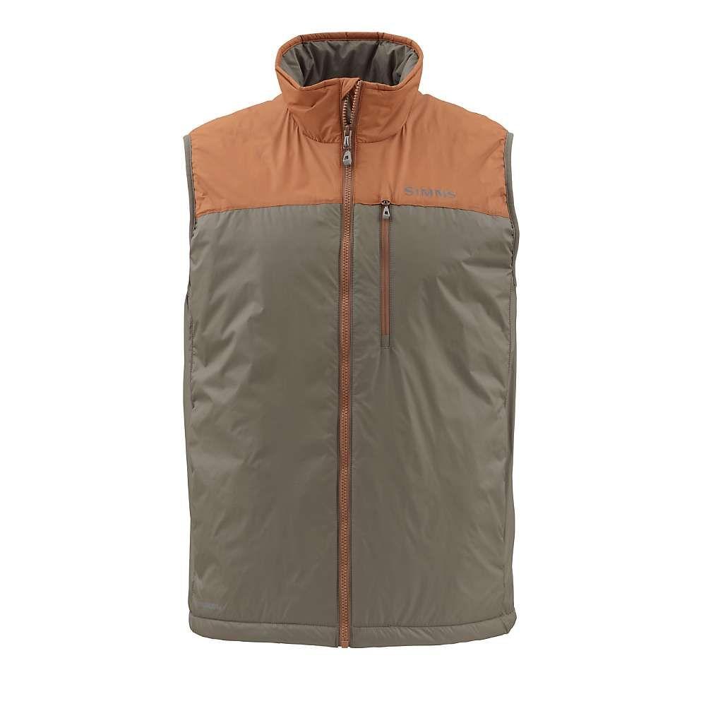 シムス Simms メンズ ベスト・ジレ トップス【Midstream Insulated Vest】Saddle Brown
