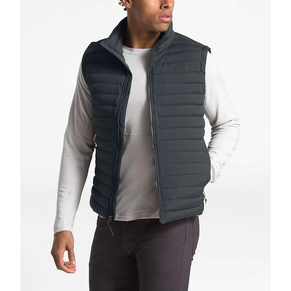 ザ ノースフェイス The North Face メンズ ベスト・ジレ ダウンベスト トップス【Stretch Down Vest】Asphalt Grey