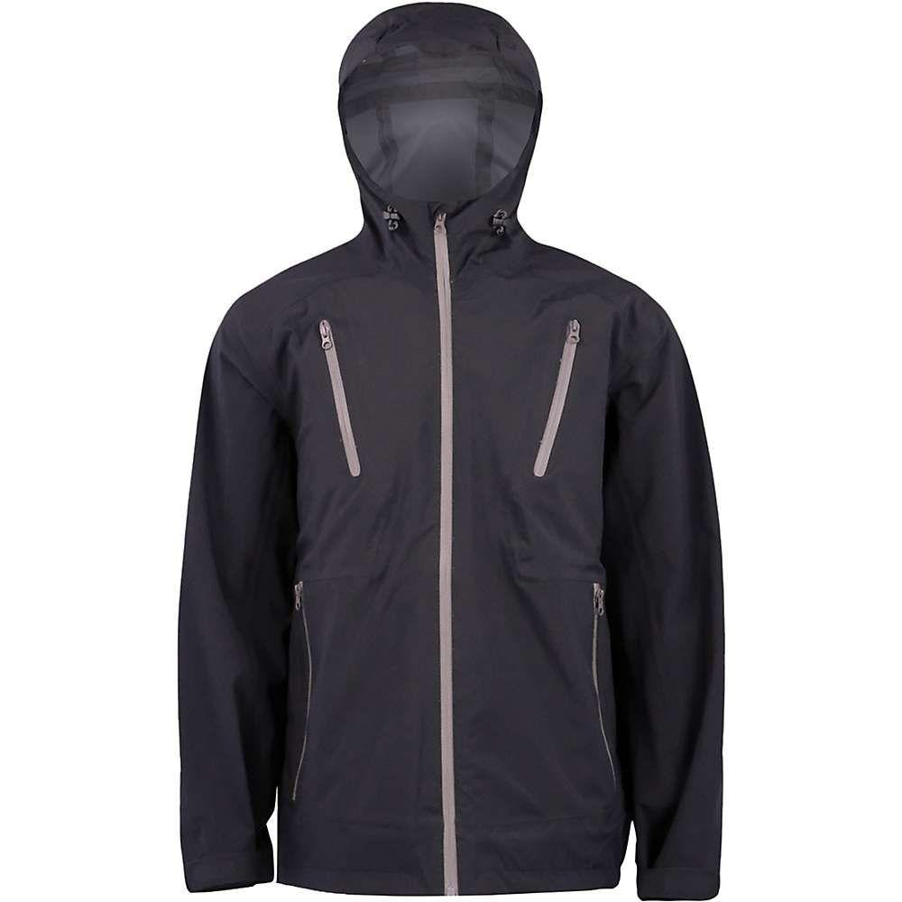 ボルダーギア Boulder Gear メンズ ジャケット シェルジャケット アウター【Andes 3L Shell Jacket】Black