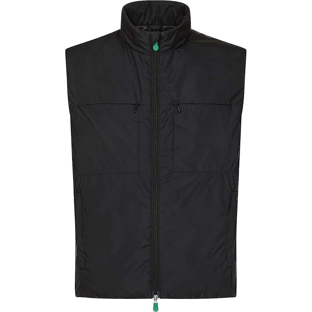 セイブ ザ ダック Save The Duck メンズ ベスト・ジレ トップス【Recycled Vest】Black