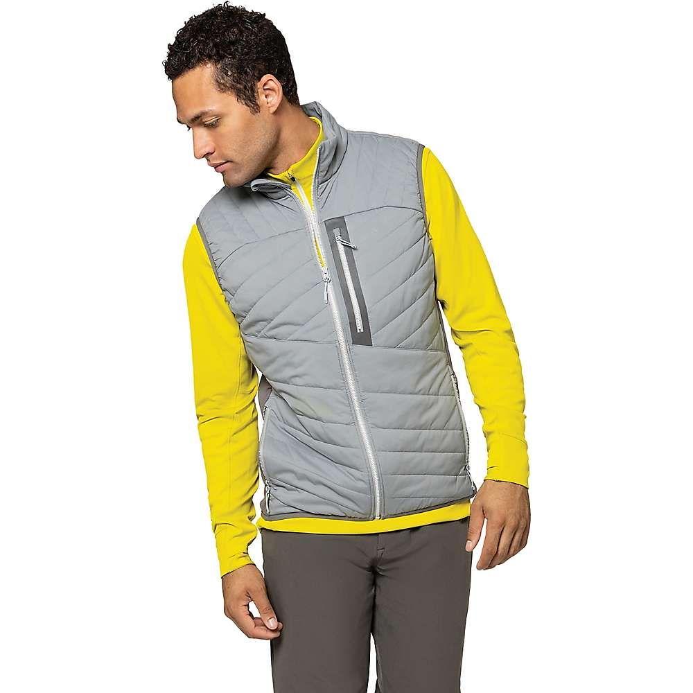 ゴーライト GoLite メンズ ベスト・ジレ トップス【ReFill Lite Vest】Gull