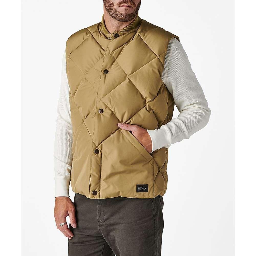 アーバー Arbor メンズ ベスト・ジレ トップス【Ethos Vest】Sage