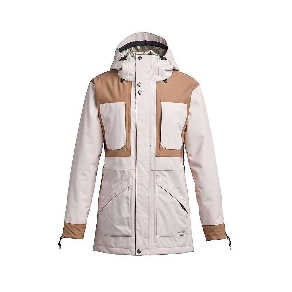 エアブラスター Airblaster レディース スキー・スノーボード ジャケット アウター【Lady Storm Cloak Jacket】Blush Antler